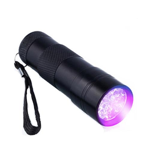 Uv sperm detection light