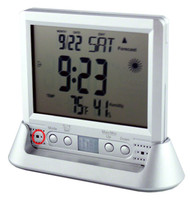 Lawmate PV-TM10FHD Hidden Camera Weather Station