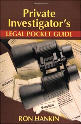 Private Investigator's Legal Pocket Guide