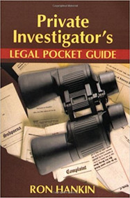 Private Investigator's Legal Pocket Guide