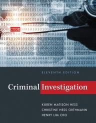 Criminal Investigation Book