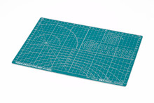 Cutting Mat - A4 Size / Green