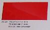 (21-029-002) PROFILM TRANSPARENT RED 2 MTR