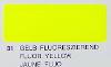 (21-031-002) PROFILM FLUORO YELLOW 2 MTR
