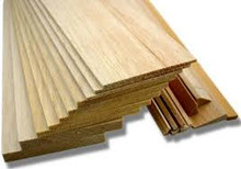 6.5MM 100X1220MM PREMIUM GRADE BALSA SHEET