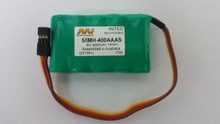 INTEC RECHARGEABLE BATT 6V 400MAH AAAS