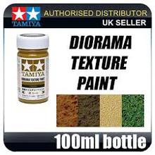 Diorama Texture Paint 100ml - Grass Effect: Green