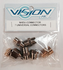 7 UNIVERSAL CONNECTORS (NHDU-CONNECTOR)