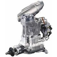 OS 39400 GF40 GASOLINE FOUR STROKE ENGINE W/F-6040 SILENCER