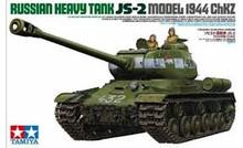 1/35 Russian Heavy Tank JS-2 Model - 1944 ChKZ
