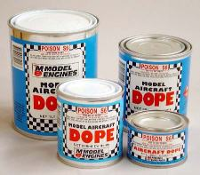 (DG) AIRCRAFT DOPE 500 MIL CAN.