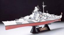 German Tirpitz Battleship Kit 1/350