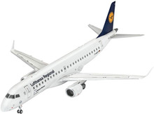 1/144 Embraer 190 Lufthansa Plastic Model Kit