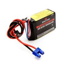 Spektrum 2200mAh 2S 6.6V Li-Fe RX Battery