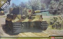 Academy 1/35 German Tiger 1 [Ver. Late] ACA-13314