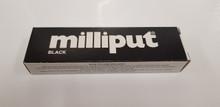 MILLIPUT BLACK 2-PART EPOXY PUTTY