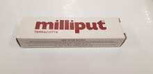 MILLIPUT TERRACOTTA 2-PART EPOXY PUTTY