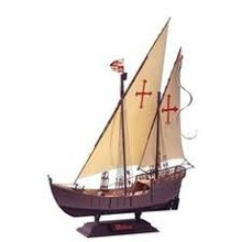 Artesania 1/65 La Nina Wooden Ship Model