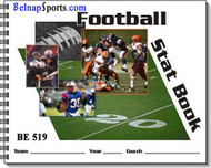 Belnap Sports Football Scorebooks-12 games