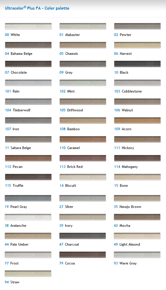 Mapei Color Chart Peopledavidjoel