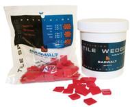 Wedge Regular 450 Per Jar