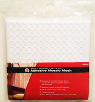 Mosaic Backer with Adhesive 12x12 (5 Pack)