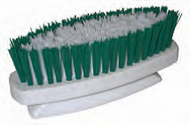Small Medium Bristle Brush Mortar Scrub Brush (2 PC) - FREE SHIPPING