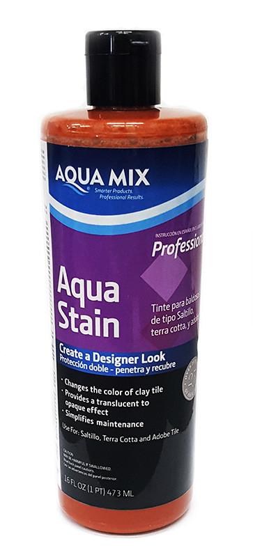 Aqua Mix Aqua Stain For Saltillo Tile Tools Hq