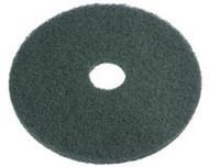 Pad Green Scrubbing 17 Inch