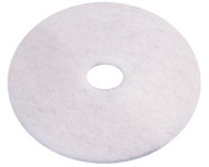 Pad White Buff  17 Inch