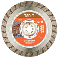 "7"" Husqvarna TSD-T Dri Disc General Purpose Turbo Blade - FREE SHIPPING"
