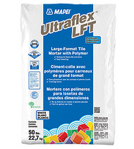 Ultraflex ™  LFT Premium Large Format With Mortar Gray 50 lb