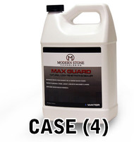 Max Guard (Case 4 Gallons) - Clear Water Based Penetrating Sealer