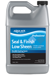 Aqua Mix® Seal & Finish Low Sheen (gallon)