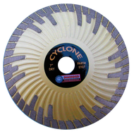 "7"" Cyclone dry/wet turbo blade - FREE SHIPPING"
