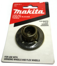 "Makita Lock Nut (fro 7"" & 9"" grinders) PN 224512-1 - FREE SHIPPING"