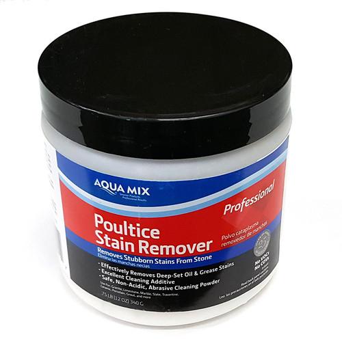 Aqua Mix Poultice Stain Remover  - Tile Tools