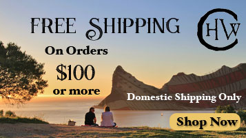 Get Free Shipping on your order of $100 or more when shipping within the USA