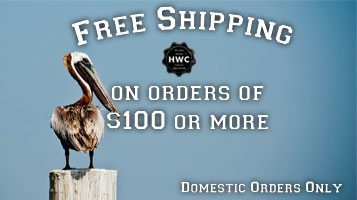 Get Free Shipping on all orders of $100 or more when shipping within the USA