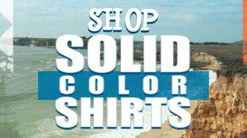 Blank t-Shirts for Men - Solid Colors - No Graphic