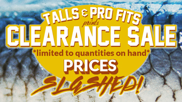 clearance Sale! You can't find this kind of quality at these prices anywhere else.