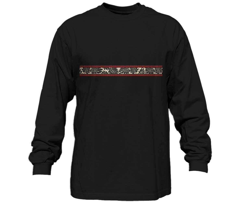 Tapa Lauae Hawaiian T-Shirt