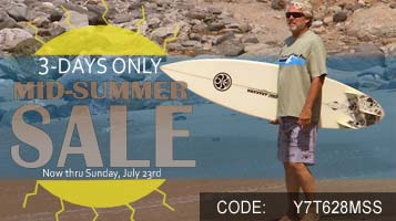 Save 15% when you enter the code at checkout! Now through Sunday the 23rd