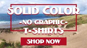 Buy Solid color, blank t-shirts for Men. Classic Shirts, durable, Heavy T-Shirts