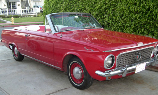 1963 Plymouth Valiant - A Collector's dream