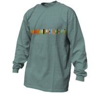 1-New Evolution Surf Boards Heavy Long Sleeve | Tall Fit
