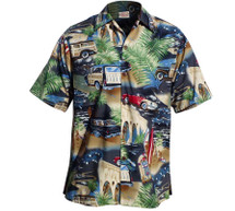 Woody - Hawaiian Shirt from Go Barefoot