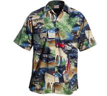 Woody - Hawaiian Shirt from Go Barefoot