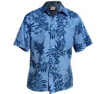 Mini Tahitian Aloha Shirt