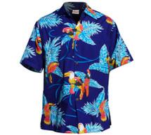 Tropical Birds Aloha Shirt